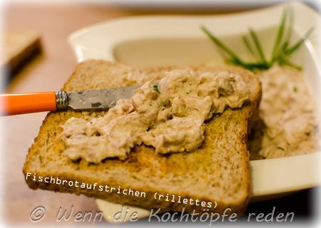 Fischbrotaufstrich-rillettes