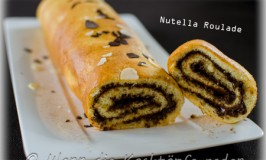Nutella-Roulade : mein Geburtstagshit