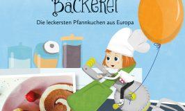 """Das Kinderkochbuch """"Pinipas Pfannkuchenbäckerei"""": das wunderschöne Weihnachtsgeschenk [Verlosung geschlossen])"""