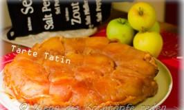 Tarte Tatin : traditionneller Apfelkuchen der Fräuleins Tatin