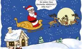 Weihnachts-Challenge für François Hollande